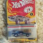 Hot Wheels 67 CAMARO CHROME with Red Stripes 2001 RLC Red Line Club Exclusive