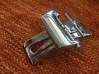 20mm S/S Silver Polished Deployment Folding Buckle Fit Blancpain Fifty Fathoms