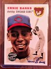 2003 ERNIE BANKS TOPPS HERITAGE REAL ONE SP AUTOGRAPH AUTO L@@K SHORT PRINT