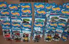 Hot Wheels lot 1 2 case including Treasure Hunt 18+ years old