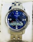 TISSOT T-TOUCH NAVIGATOR 3000 DIGITAL ANALOG SAPPHIRE CRYSTAL STAINLESS NR #448