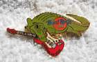 HARD ROCK CAFE ORLANDO ALLIGATOR EATING A GUIATR PIN LE 5000