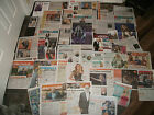 2013 CELINE DION, MIX MONTREAL FRENH CLIPPINGS  * PACKAGE 2013*