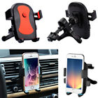 Blue ZN253 360 Car Air Vent Mount Cradle Holder Stand For Cell Phone GPS HTC
