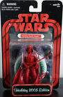 Star Wars Red Darth Vader Holiday Edition 2005 Original Trilogy Collection