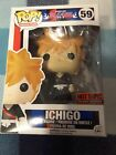 Funko Pop SHONEN JUMP BLEACH ICHIGO HOT TOPIC PRE RELEASE EXCLUSIVE 59 NEW