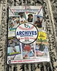 2015 Topps Archives Baseball Hobby Box FACTORY SEALED