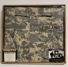 Uniformed KeepSakeAlbum Collection 12x12 Post Bound Album US Army Army Strong