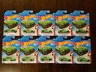 Hot Wheels 2018 2017 Camaro ZL1 Green HW Muscle Mania 1 10 Lot of 10 NEW