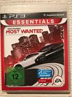PS 3 Spiel Essentials Need for Speed Most Wanted