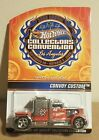 Hot Wheels Convoy Custom 23rd Collectors Convention Exclusive Dinner Car