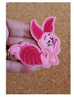 Piglet Winnie The Pooh Cartoon Embroidered Iron On Patch