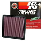 K&N Reusable Replacement Air Filter For 2009-2019 Ford F150 F250 F350 33-2385