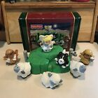 Fisher Price Little People Lil Shepherds Christmas Nativity 2005 Box toys H6371