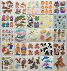 Sandylion Sticker 25 Mods Fuzzy Pearly Mixed Lot A4