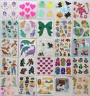 Sandylion Sticker 25 Mods Fuzzy Pearly Mixed Lot A7