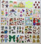 Sandylion Sticker 25 Mods Fuzzy Pearly Mixed Lot A9