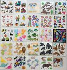 Sandylion Sticker 25 Mods Fuzzy Pearly Mixed Lot A10