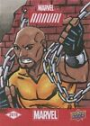 2016 Upper Deck Marvel Annual Trading Cards 16