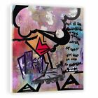 Two Palms Art Bazaar Altitude by Jenny Perez Painting Print on Plaque