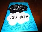 The Fault in Our Stars Signed by John Green 2012 Hardcover 1st 1st