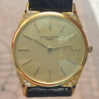 Vacheron Constantin 6099 32mm 18kt Yellow Gold Champagne Dial Manual  Vintage