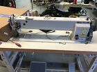industrial long arm sewing machine highlead 25 in double needle