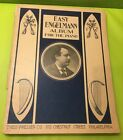 Easy Engelmann Album for the Piano Music Notes Rare 1910