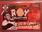 ORLANDO CEPEDA 2001 FLEER FOCUS ROOKIE OF THE YEAR COLLECTION BAT AUTO #1 58