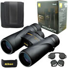 Nikon 7577 Monarch 5 10x42 ATB Premium ED Glass Central Focus Binoculars Black