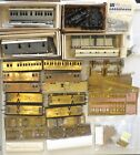 Ratio  A J Mullins Brass Kits MR LMS Job Lot part built coach kits