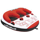 Airhead AHRT 13 Riptide 3 Water Boat Tube 3 Riders Towable Inflatable