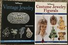 WARMAN'S Vintae Jewelry And Costume Jewelry Figurals Guidebooks BOTH!