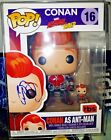 Funko - Conan As Ant-Man Pop SDCC Exclusive SIGNED