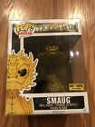 Funko Pop! Movies The Hobbit Gold Smaug #124 Hot Topic Exclusive LoTR