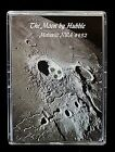 MUSEUM EDITION AUTHENTICATED LUNAR METEORITE 3 Moon Rocks Jumbo Display+Easel