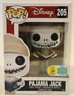 Funko Pop Disney Nightmare Before Christmas Pajama Jack SDCC Exclusive Protector