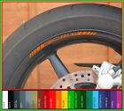 8 x KTM 1190 RACING Wheel Rim Stickers Decals - 20 Colors  RC8 super Adventure r