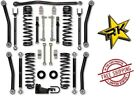 Rock Krawler 25 Adventure Series 3 Kit No Shocks 07 18 Jeep Wrangler JKU 4DR