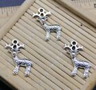 Deer Elk Alloy Charms Pendant Jewelry Making Diy 2319mm