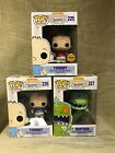 Funko Pop Rugrats - Reptar #227 + Tommy & Chase Tommy #225- Nickelodeon