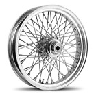 Ultima 21 X 35 60 Spoke Chrome Rim Front Wheel Harley Touring Softail Single