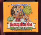2004 Topps Garbage Pail Kids All-New Series 3 ANS Card Set GPK Wax Pack Box