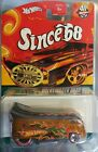 Hot Wheels Since 68 Mexico 2008 Convention VW Drag Bus with dinner sticker