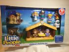 Fisher Price Little People Childrens Christmas Nativity Set