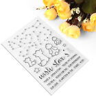 Fox Rabbit Clear Silicone Seal Stamp DIY For Album Scrapbook Photo Card S69