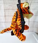 Disney Pooh Tigger Backpack Clean And Cute  Length 13