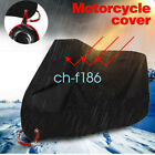 XXL UV Protector Motorcycle Cover For Harley Davidson Heritage Softail Classic