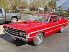 1969 Ford Torino GT Dare to be different, 69 Torino GT mostly original lo miles