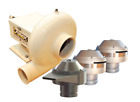 Pump and pneumatic sprayheads for Water truck pressure system Irrigation